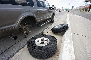 Orlando Towing Tire Change 2