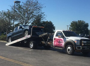 sanford towing