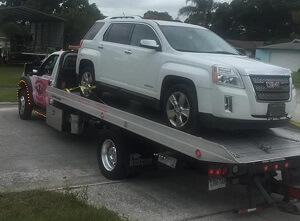 tow truck sanford