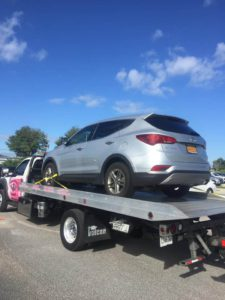 towing recovery pine hills fl