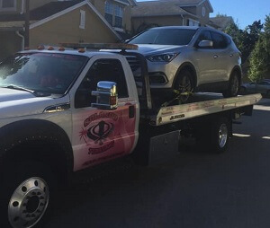 towing service pine hills fl