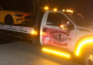 towing service pine hills