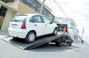 Davenport Flat bed towing