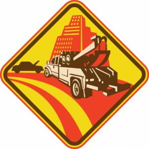 Davenport towing service logo