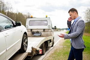 Davenport towing service